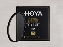Hoya 55mm HD UV Ultra-Violet  Filter Digital High Definition Lens Protector For DSLR  SLR Camera Lens