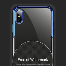 KISSCASE Ultra Thin Phone Case For Apple iPhone X XS Max XR 7 8 Soft TPU Cases For iPhone 7 8 6S 6 Plus Clear Back Cover Funda цена и фото