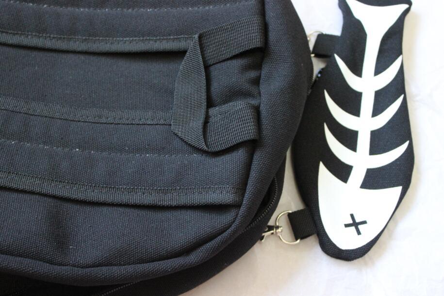 Torba za zvučnike KIT Mačka Životinjski ruksak Ruksak Emo Gothic - Ruksaci - Foto 4