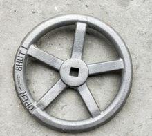 2 шт диаметр: 120 мм отверстие: 11x11 Ручной поворотный клапан