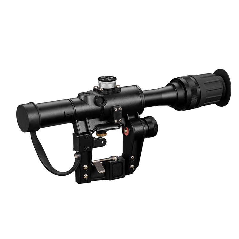 Feu loup 4x24 PSO Type lunette de visée SVD Sniper fusil série AK fusil portée pour chasse vue - 6