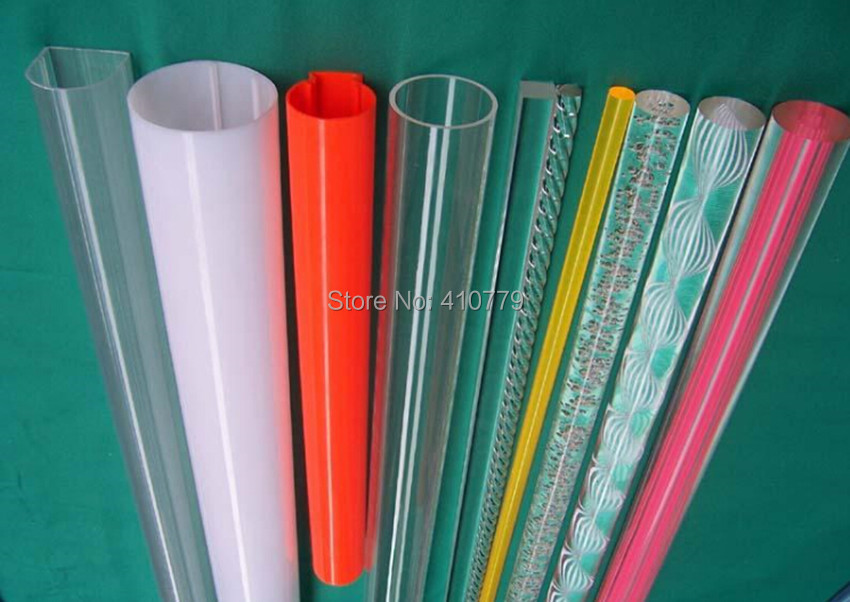 THZ acrylic plexiglass clear tube perspex pipe (42)