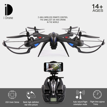 YiZhan X8H JJRC X8H FPV RC Quadcopter Altitude Hold Drone With Wifi Camera 2.4G 6 Axis RC Helicopter Dron VS JJRC H8C