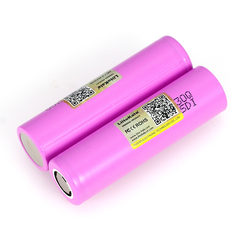 Image 2 - Liitokala 100% Original Brand new INR18650 30Q 18650 3000mAh lithium Rechargeable battery For Electronic cigarette Batteries-in Replacement Batteries from Consumer Electronics