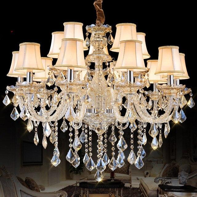 Ofertas especiales Lujo araña de luz para interiores Iluminación ...