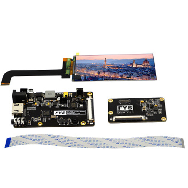 5.5 inch 2560x1440 2K LS055R1SX03 LCD Screen Display with HDMI MIPI Driver Board kit For DIY Wanhao duplicator 7 SLA 3D Printer все цены