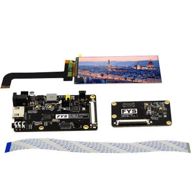 5.5 pouce 2560x1440 2 k LS055R1SX03 LCD Écran D'affichage avec HDMI MIPI Pilote Conseil kit Pour Le BRICOLAGE Wanhao duplicateur 7 SLA 3D Imprimante