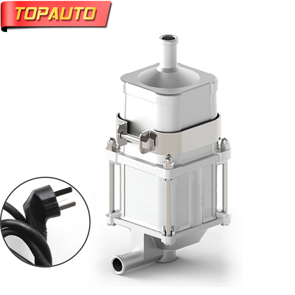 TopAuto 220V 3000W Automotive Engine Heater Car Preheater Not Webasto Motor Air Parking Heater Trunk Boat Winter Warming Heating newest 3000w not webasto air parking heater fan engine motor heater auto heater water heater