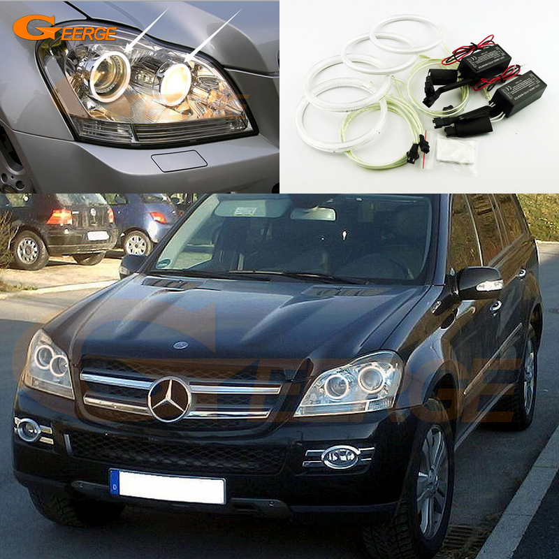 For mercedes benz gls class x164 gl320 gl350 gl420 gl450 for Mercedes benz 2007 gl450 accessories