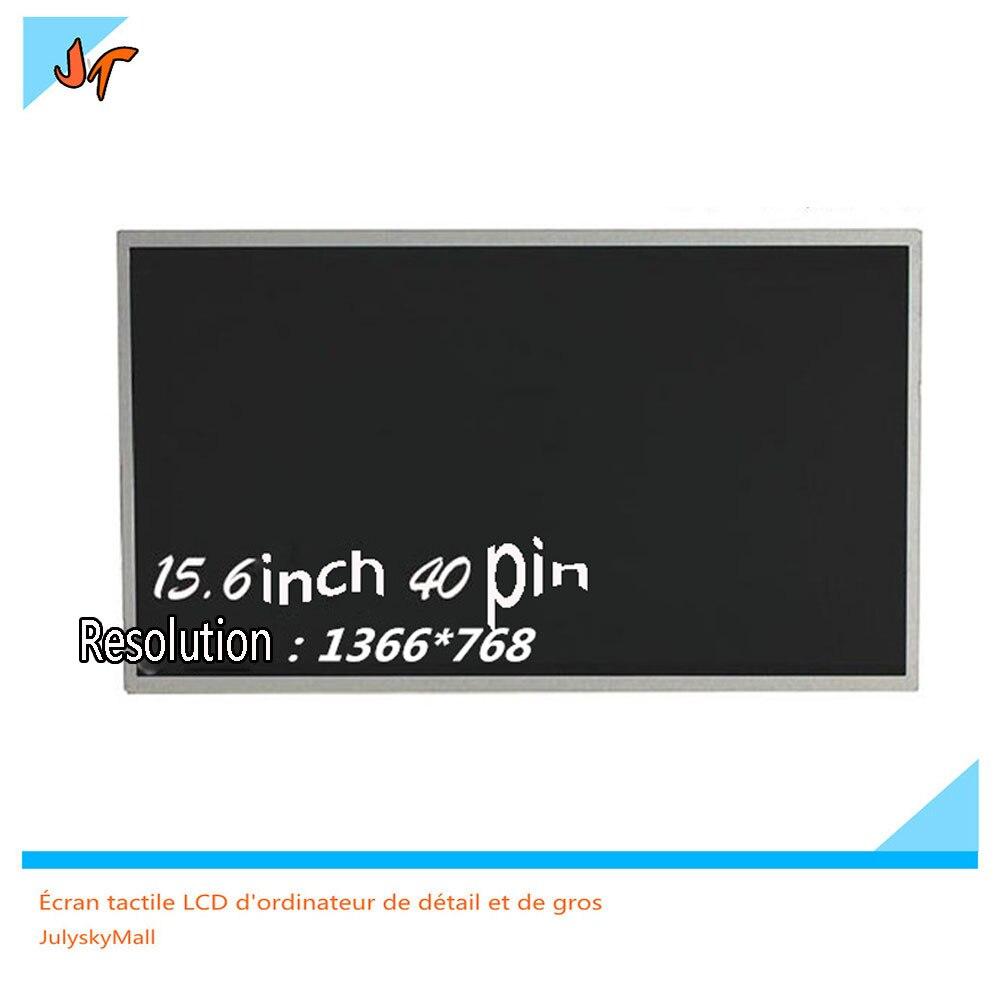 15.6 ''pour DELL Inspiron 3520 5520 N5110 N5040 N5050 M5040 N5030 15R 1545 1545-7891 écran d'affichage lcd pour ordinateur portable Panneau D'affichage tapis