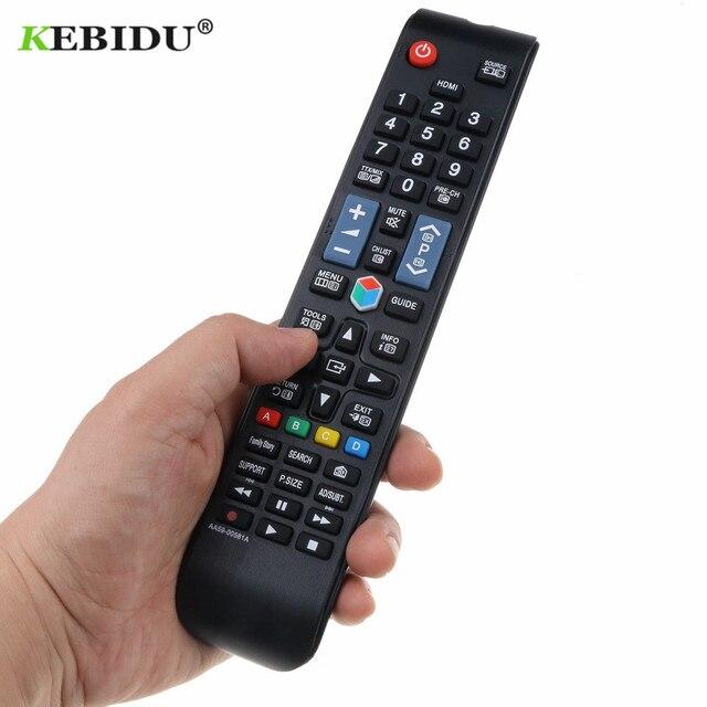 KEBIDU Remote Control For Samsung AA59 00581A AA59 00600A BN59 00857A HDTV LED Smart 3D TV Remote Control Controller RF