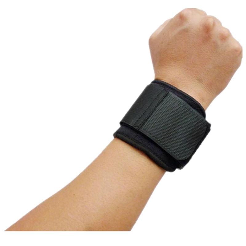 5 PCS PROMOTION!Adult Black Neoprene Wrap Compression Wrist Brace Support