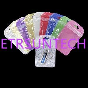 1000 sztuk/partia biżuteria biżuteria torba pierścień klamra torby telefon wsparcie torba mini plastikowe etui torby detaliczne