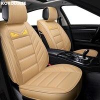 [KOKOLOLEE] авто чехлы на сиденья для ford fiesta ford focus mk2 geely mk seat toledo форд мондео автомобильные аксессуары для укладки