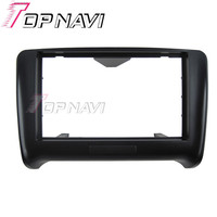 TOPNAVI TN AU 013 Quality Radio Fascia Stereo Fascia Dash CD Trim Installation Kit for AUDI TT 2000