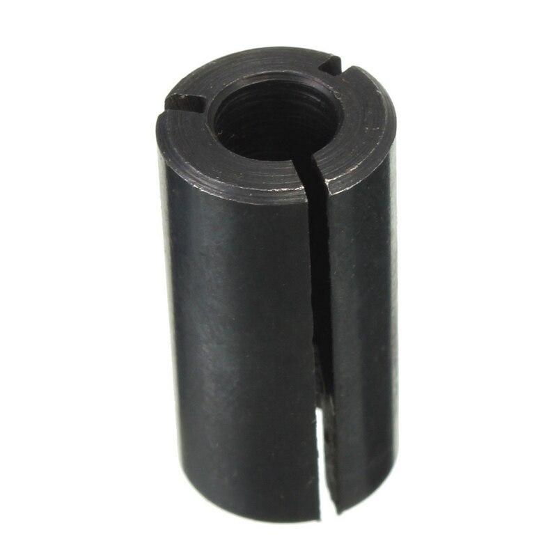 1 Pc Collet Adapter Schaft Minderer Hülse Bit Cnc Spindel Router Werkzeug Für Drehen Elektrische Holz Carving Fräsen Chuck Anschluss