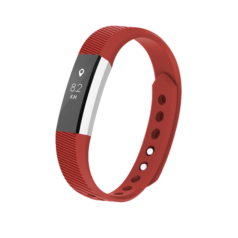 Silicone Strap for fitbit Alta HR Band Smartwatch Bracelet Watchband classic Wristband for alta/hr fitbit Watch Rubber Strap