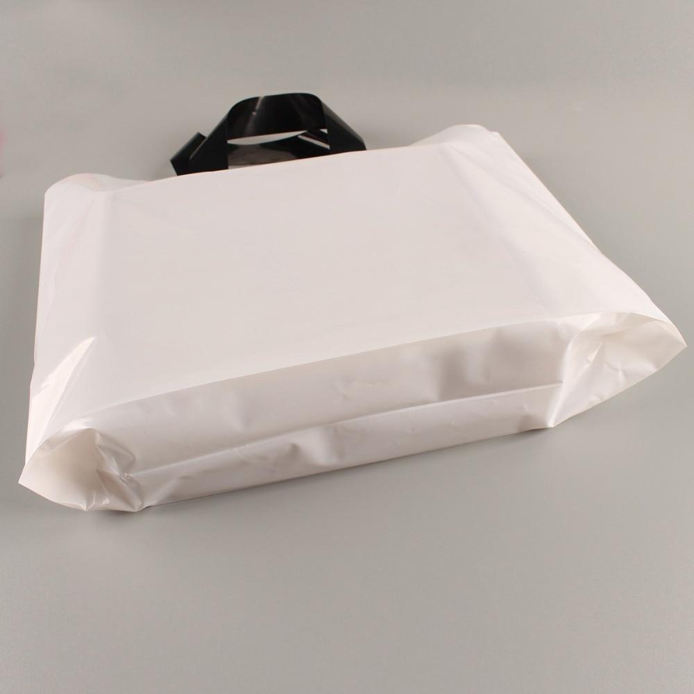 Bagaj ve Çantalar'ten Alışveriş Poşetleri'de 500 adet/grup Özel logo Yüksek kaliteli plastik alışveriş Torbaları, plastik takı kılıfı hediye paketi taşıma torbaları, 10 renk seçmek için'da  Grup 2