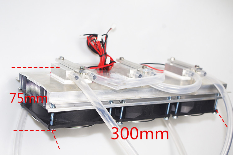 FLASH SALE] 1pcs new DIY semiconductor cooler air conditioner
