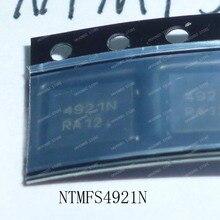 100% جديد NTMFS4985N NTMFS4C03N NTMFS4C13N NTMFS4C022N NTMFS5C430NL NTMFS5C628NL NTMFS5C646NL