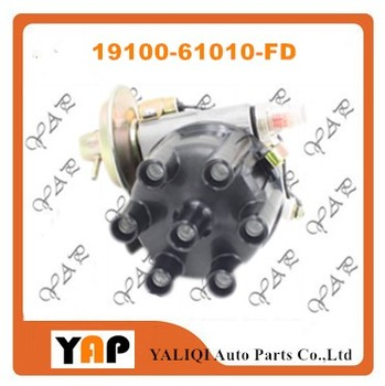 NEW Distributor FOR FITTOYOTA LAND CRUISER FJ40 FJ60 FJ80 2F 4.0L L6 19100-61010 1976-1980