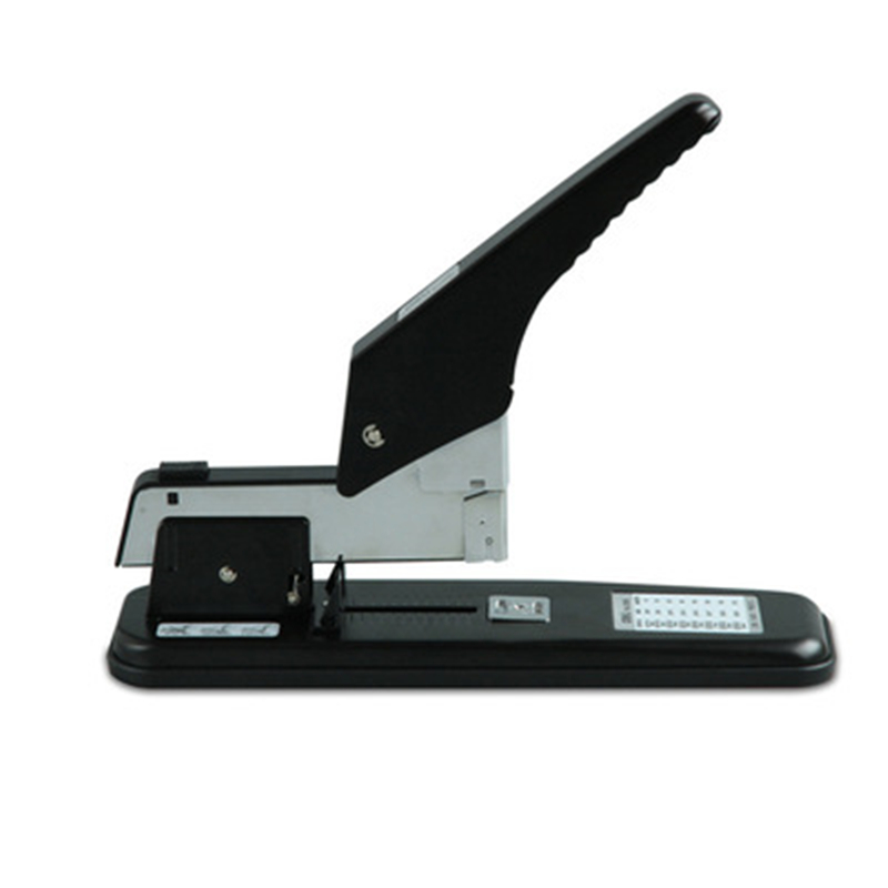 DL 0399 stapler heavy-duty stapler and thick 210 page Stationery office supplies students supplies 2017 one piece deli 0394 heavy duty stapler 80 sheets