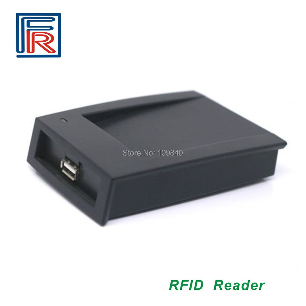 Free Shipping USB 125KHz EM4100 RFID Proximity Reader,RFID card reader, wholesale 15 style output format usb port 125khz em4100 proximity rfid reader vip card reader 5 key tags setup software