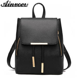 Ainvoev Backpack Mochila Bookbag Satchel School-Bag Teenage Candy-Color Girls High-Quality