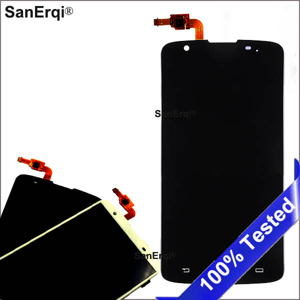 1pcs LCD For Philips I928 full LCD Display with Touch Screen glass Digitizer assembly replacement SanErqi
