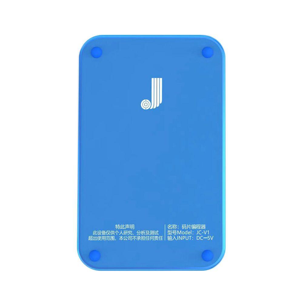Gsmjustoncct capteur de lumière tactile vibrateur Multi lecture écriture récupération de données tout en un programmeur pour IPhone Xs XsMax X 8 Plus 8 7Plu - 3