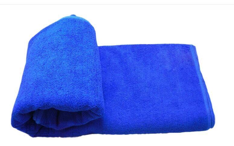 Portage Car Wash: Car Stickers 30X70cm Car Washing Towel For RIO K2 K3 K3S