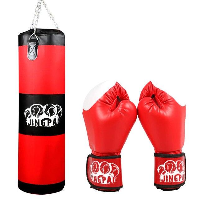 ede11fadf Saco De Pancadas boxe Gancho de Suspensão Saco de Desporto Luvas de Saco de  Boxe Saco