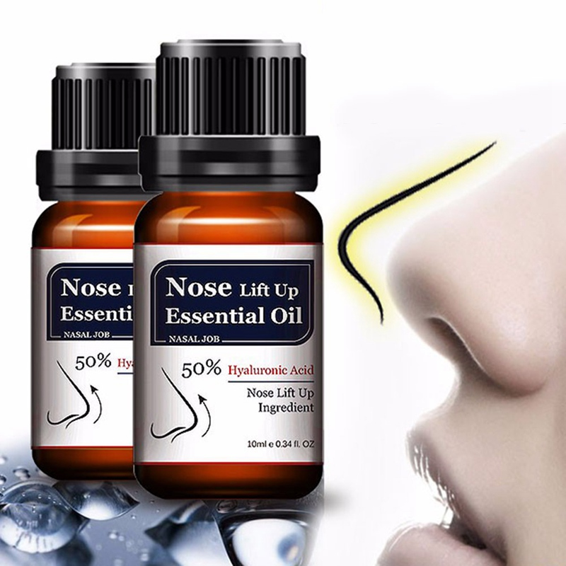 1pc No Surgery Powerful Nosal Bone Remodeling Oil Nose Lift Up Cream Magic Essence Cream Beauty Nose Up Shaping Product