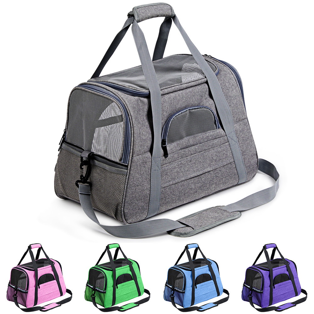 Cat Carrier Pet Backpack Messenger Breathable Pet Dog Cat Carrier Bag Travel Airline Approved Transport For Small Dog and CatsCat Carrier Pet Backpack Messenger Breathable Pet Dog Cat Carrier Bag Travel Airline Approved Transport For Small Dog and Cats
