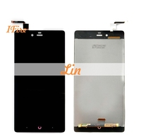 1pcs IFire 5 5inch LCD Screen For ZTE Nubia Z9 Max NX510J LCD Display With Touch