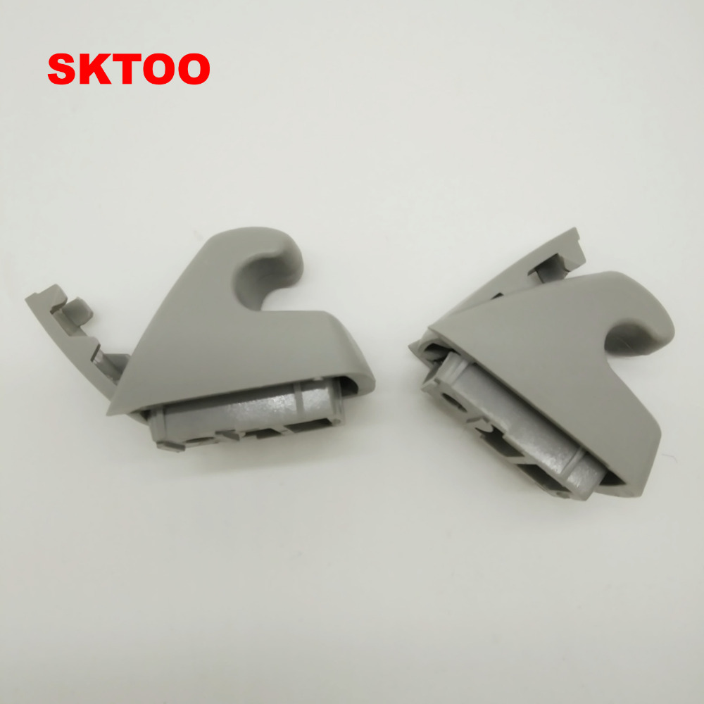 small resolution of detail feedback questions about sktoo 2pcs for buick new regal hideo chevrolet lacrosse malibu cruz sun visor clip buckle sun visor support on