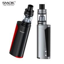 Smok priv V8 комплект электронных сигарет VAPE пера испаритель электронная сигарета vs ijust 2 ijust s придерживаться V8 купить комплект получить 3 core Бесплатная S157