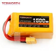 5S 18 5v 1500mAh 35C Lipo font b Battery b font RC Helicopter font b Car