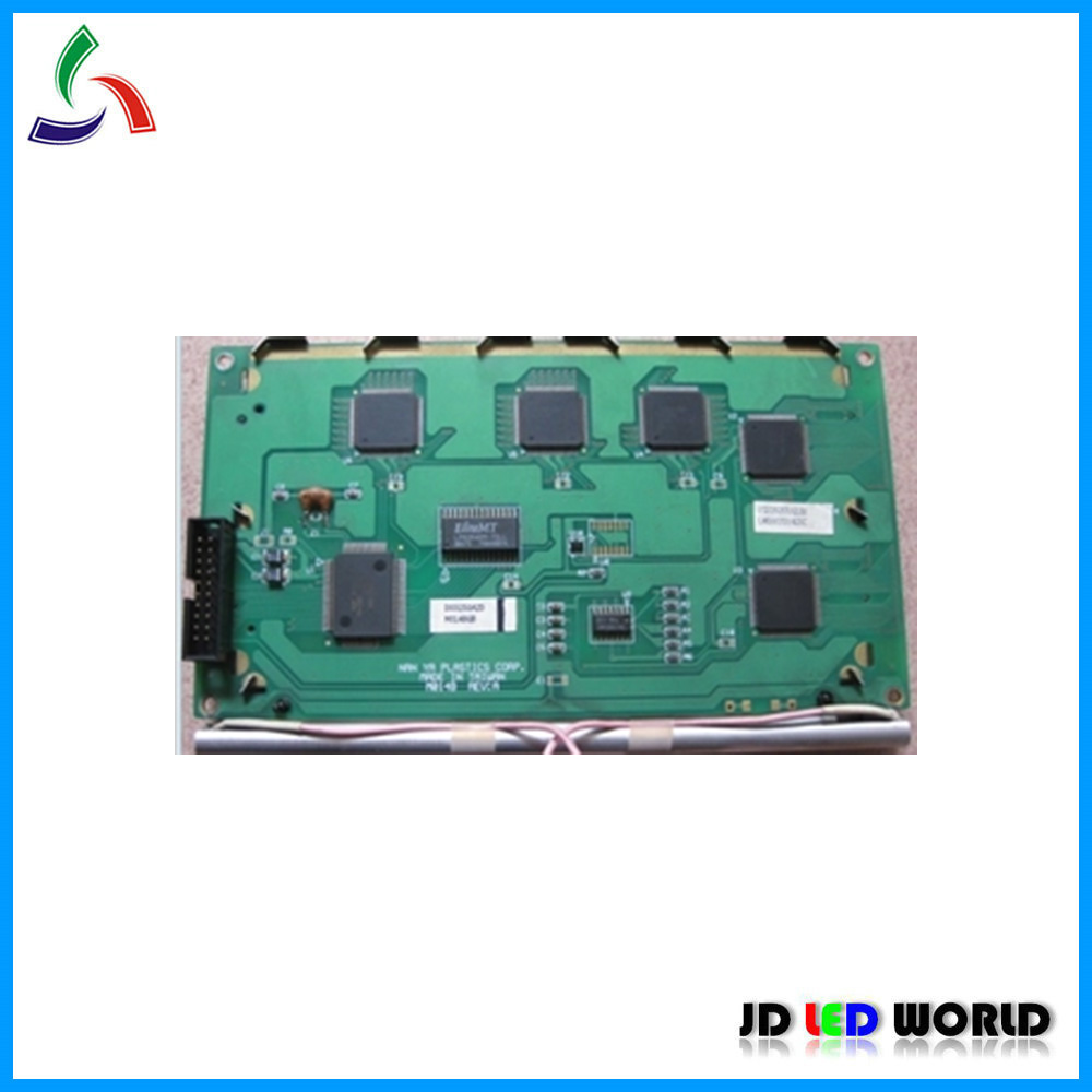 LMBHAT014GC LMBHAT014G10C DOB030A4M MO14CGA LCD replacement product-in LCD Modules from Electronic Components & Supplies