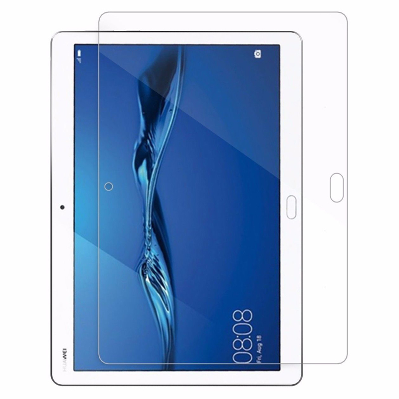 9H Tempered Glass Screen Protector For Huawei Mediapad M5 Lite 10.1 M5 Lite 8.0 T5 10 T3 9.6 M6 10.8 2019 T3 8 Tablet Glass Film