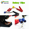 100pcs/lot Battery clips for emergency car jump starter /Auto engine booster storage battery clamp accessories connected