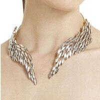 Ladyfirst Boho Luxury Sexy Charm Crystal Collar Choker Statement Necklace For Women Big Brand Wedding Accessory