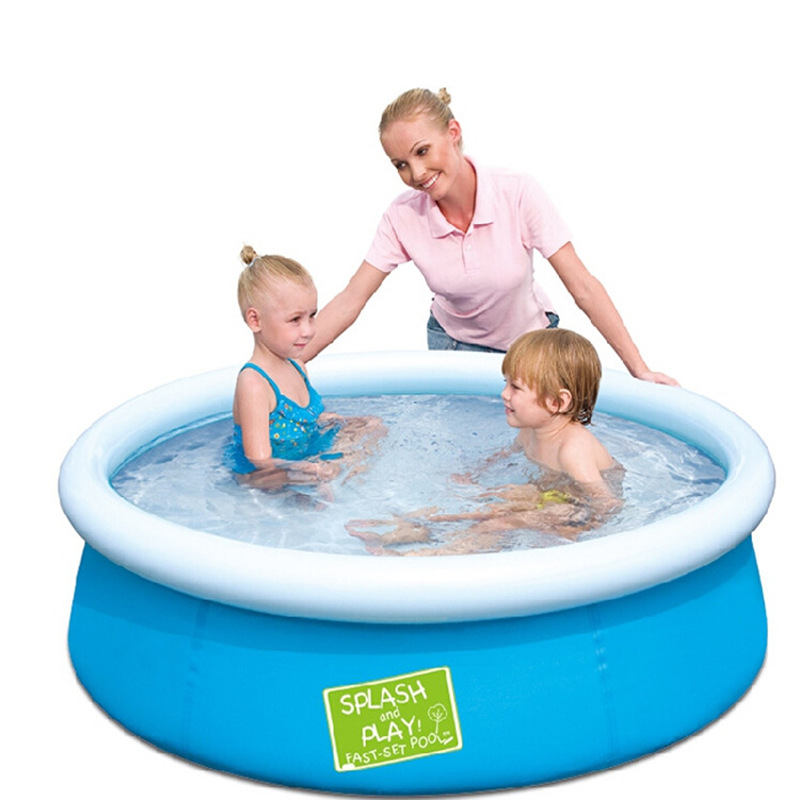 Baby swimming pool pvc pool for kids circle thickening inflatable family pool large household child inflatable pool
