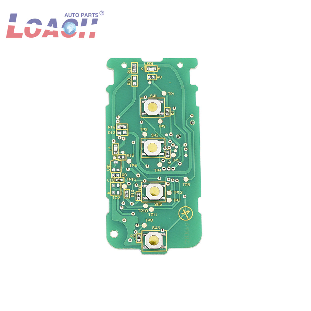 2 1Buttons 315Mhz PCF7952 Chip OUC644M KEY N No Mark Remote Car key For Mitsubishi Lancer Outlander Galant Transponder in Car Key from Automobiles Motorcycles
