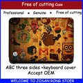 Authentic Colorful Laptop Case Notebook Cover Computer Shell Skin Protective Film Laptop Sticker For HP G4 4441 4446 431