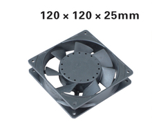 Electronic for 2015 2pcs/lot  Ball Bearing type 120 series Axial Blower Fan 120*120*25mm AC Cooling Fan XF1222ABH цена 2017