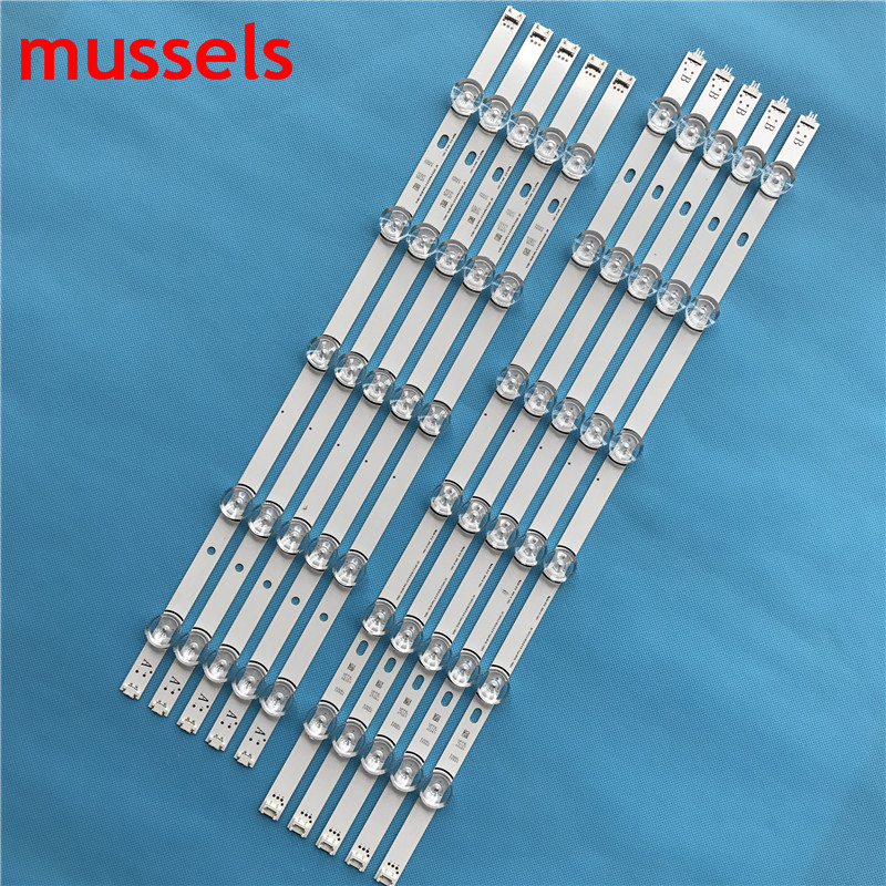 """LED Backligt For LG 55"""" TV T550HVF04.2 NC550DUE VCCP1 55LB580V LC550DUE FG A1 A2 A3 A4 A5 A6 M1 M2 M3 M4 P1 P2 HC550DUN Original-in Industrial Computer & Accessories from Computer & Office"""