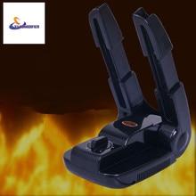 220 В Пекут Обуви Устройство Для Сушки Машина Стерилизации Антиперспирант Складной Переносной Электрический Чистка Сушилка обувь сапоги перчатки 150 Вт