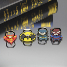 Ringcall Spiderman Ring Phone Holder Finger Hook Stands Ring Holder for Phone Case for Apple iPhone for Samsung for Xiaomi Funda