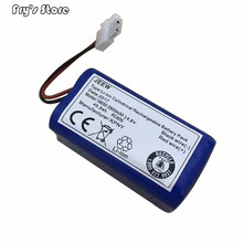 14.8V 2800mAh robot Vacuum Cleaner Battery Pack replacement for chuwi ilife v7 V7S Pro Robotic Sweeper High quality